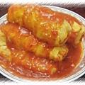義式茄汁高麗菜捲