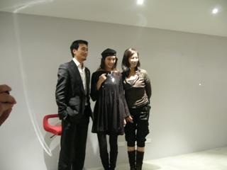 設計師、model&bigi
