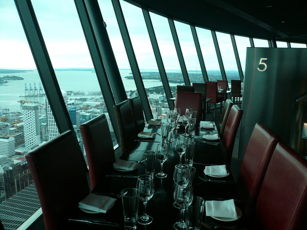 Orbit旋轉餐廳