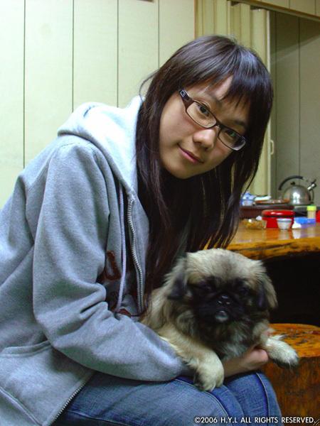 我和別人家的狗