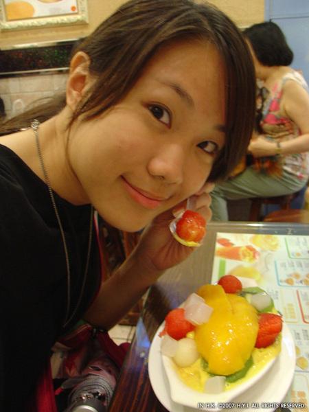 芒果撈嘢與我