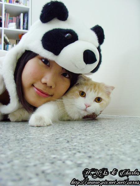 Panda Me & Charles