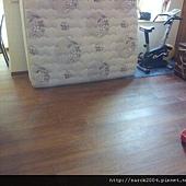 11/22~伯爵山莊~使用海島型木地板柚木自然漆!!