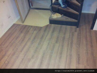 12/16~民權西路套房木地板施工~施工優惠中!!