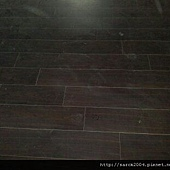 風格木地板~11/18~板橋舊屋翻新施工木地板!!