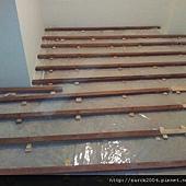 風格木地板~依地形不同施工方式也不同~木地板施工優惠中!!