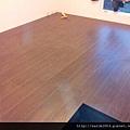 風格木地板~1/2~汐止長興街~房間木地板架高作品!!