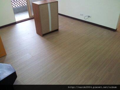 4/19~基金一路住家木地板施工作品(使用:里約)