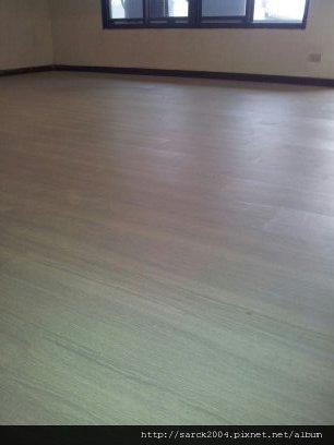 5/31-北市敦煌路超耐磨木地板施工(品名:威尼斯)