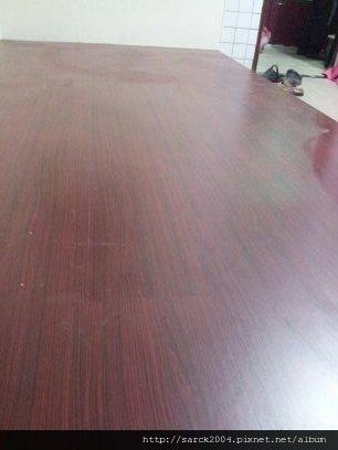6/16-板橋自由路住家作品(使用:緬甸花梨)超耐磨木地板架高施工!
