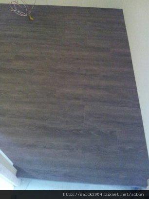 6/22-新竹頂埔二路住家作品(使用:極鐵)超耐磨木地板封面施工!