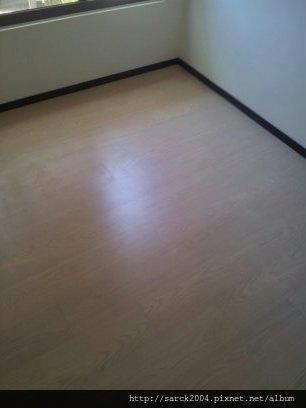 7/4-淡水八勢一街住家木地板施工作品(使用:雲橡木)