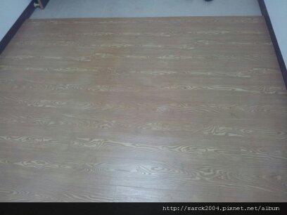2012/7/22-三重力行路5坪住家木地板施工作品(使用:SU璀璨金)