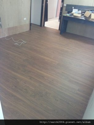 2012/26.27-宜蘭市大福路木地板施工成果-使用3款超耐磨木地板!