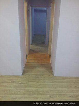 2012/8/10-11-汐止建成路住家木地板作品24坪(使用:阿肯色橡木)