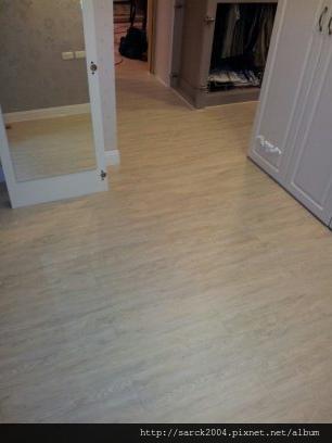 2012/9/3-北市光復北路木地板施工(使用:密蘇里橡木&賓州橡木)
