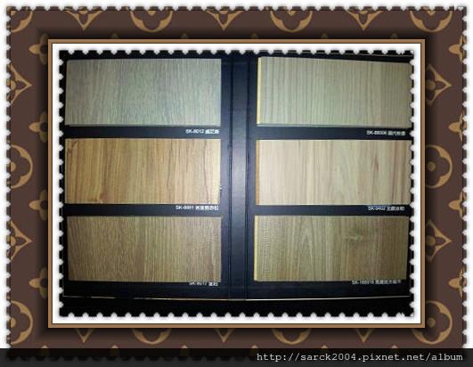 6款浮雕木地板及同類型商品2000元起完工價*直到年底