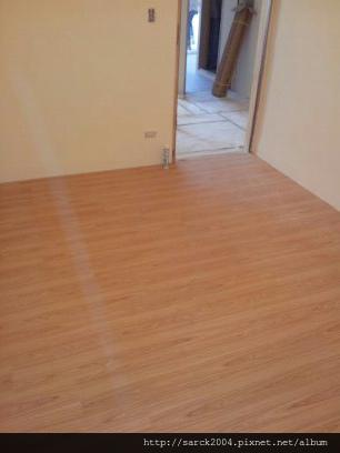2012*板橋金華街住家12坪木地板施工*台灣檜木*大浮雕系列