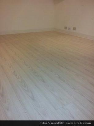 2012*北市士林區住家木地板架高施工*柏爵橡木*理想家*普羅旺斯系列