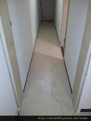 2013*北市內湖區工作室木地板施工*浮雕美橡木(MIT)*理想家*普羅旺斯系列