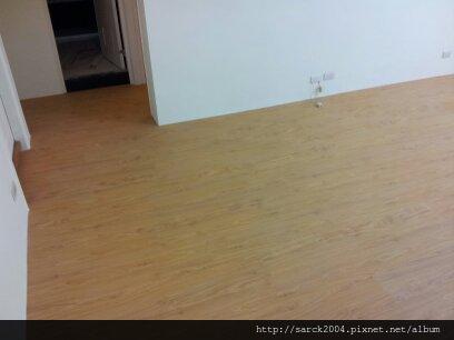2013*台北市景興路木地板直舖施工*北歐金橡*SK大家系列