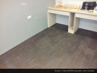 2013*北市士林區木地板架高施工作品*古拉爵橡木*促銷款/無接縫系列*超耐磨木地板