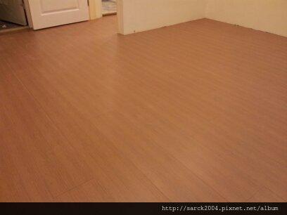2013*北市中古屋翻新木地板施工*棕竹木/晶鑽系列/超耐磨木地板