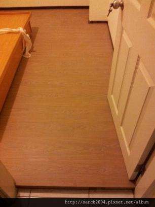 2013*新北市淡水區架高木地板施工*拆除木地板&翻新*伯格橡木/3D同步木紋/手刮系列/理想家!