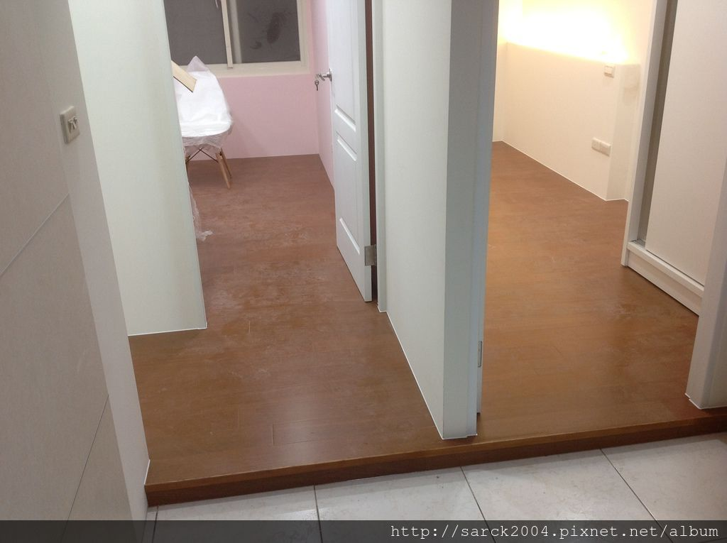 南美柚木厚皮300條/海島型木地板