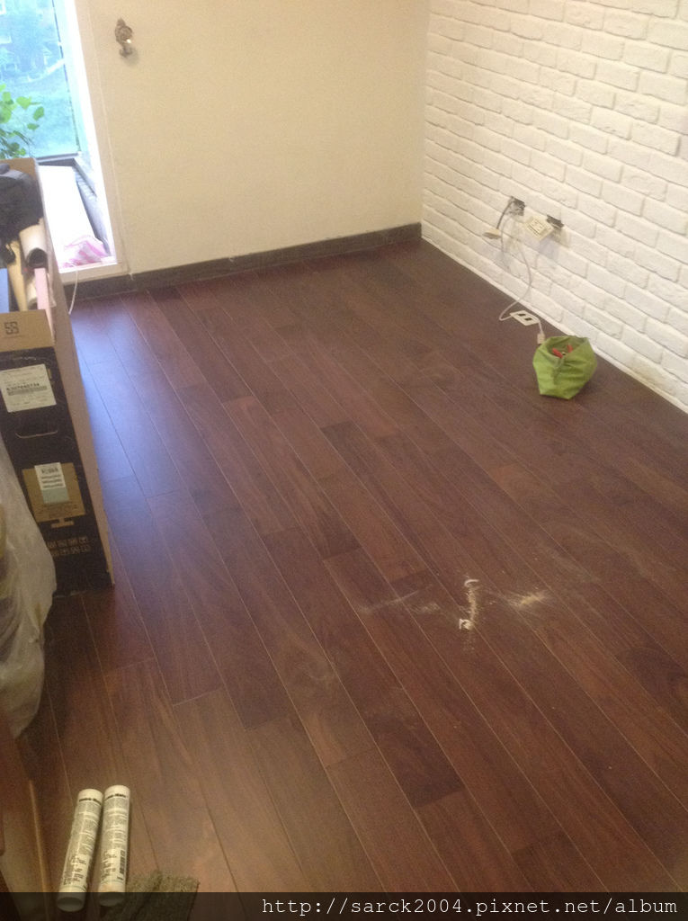 北美胡桃(厚皮200條)/海島型木地板