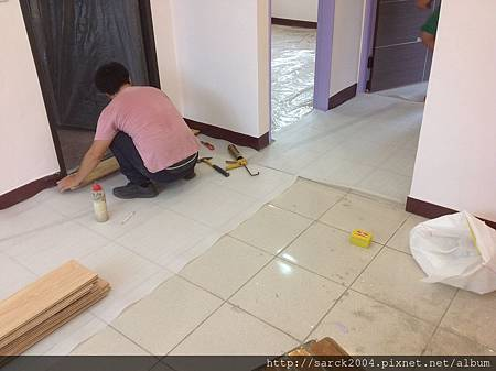 品名:奧斯陸/3D立體同步木紋/海島型超耐磨木地板