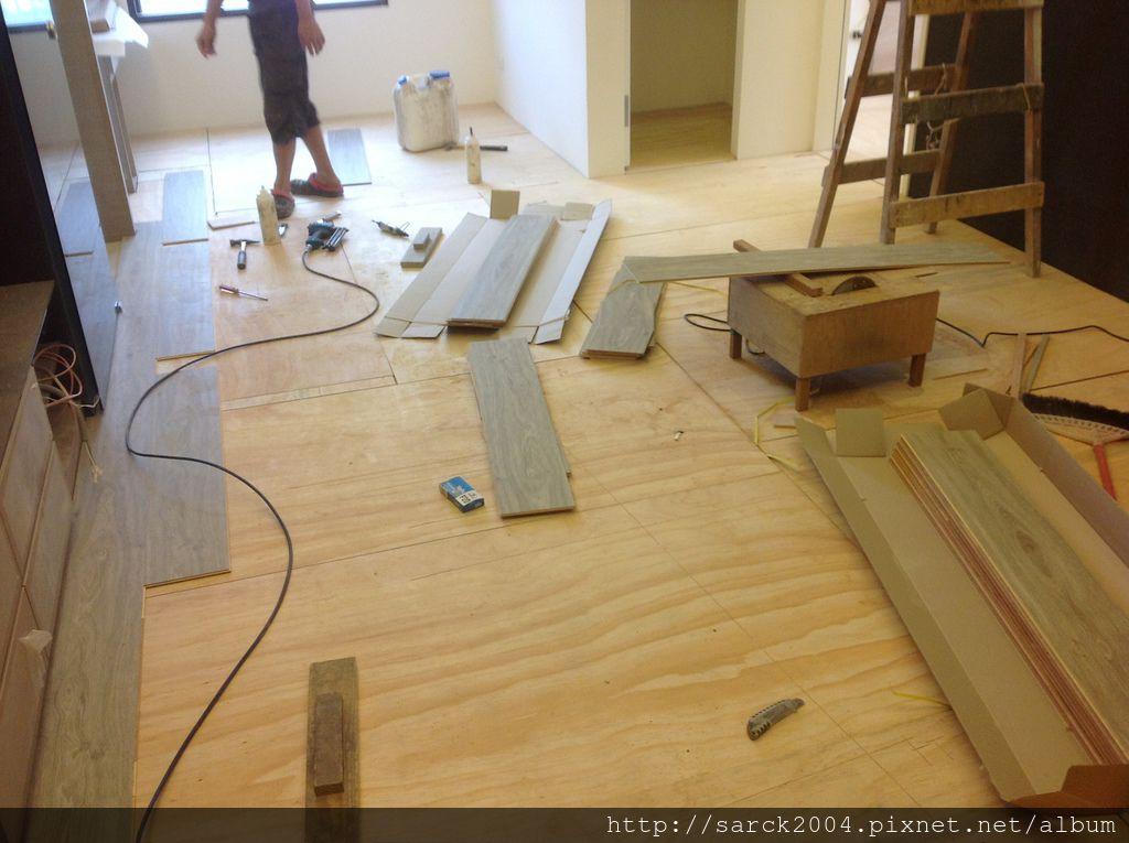 品名:奧斯陸/品名:鹿特丹-海島型超耐磨木地板