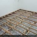 編號l溫莎橡木/三重木地板架高施工案例