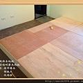 彼得橡木 胡桃木 坎培拉 海島型超耐磨木地板