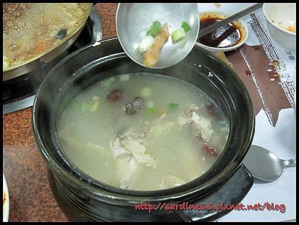 人蔘雞湯-2