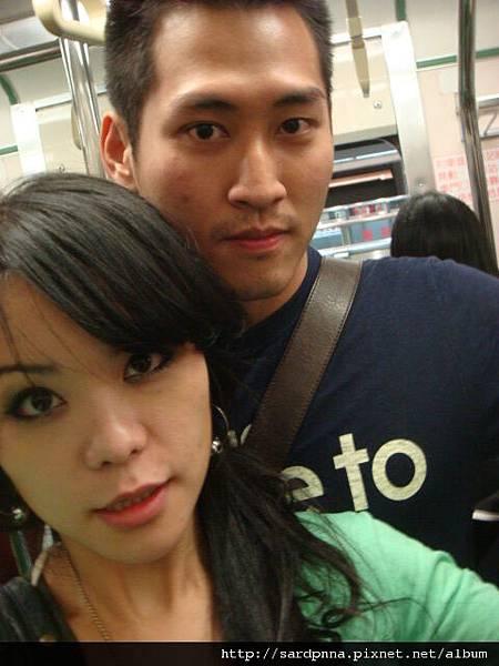 台北車站 等車中 (10)