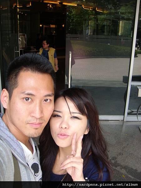 2010 4 12 華漾飲茶 華納看電影 coldstone_000