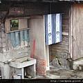 多桑小吃店 超復古廁所 (1)