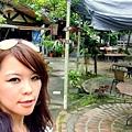 莫內的水岸花園~一個人也要喝咖啡~ (15)