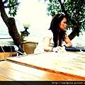 莫內的水岸花園~一個人也要喝咖啡~ (27)