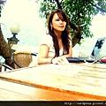 莫內的水岸花園~一個人也要喝咖啡~ (28)