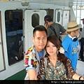 2010-7-30 卡蹓馬祖-第四站~早上六點的小白船回南竿