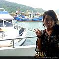 2010-7-30 卡蹓馬祖-第四站~早上六點的小白船回南竿_004