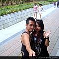2010-8-12-野柳((一進去就下雨)) (3)