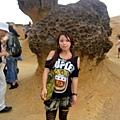 2010-8-12-野柳((一進去就下雨)) (14)