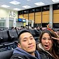2011-1-17-關島@桃園機場出發到關島 (1)