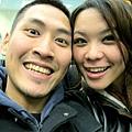 2011-1-17-關島@桃園機場出發到關島 (2)