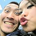 2011-1-17-關島@桃園機場出發到關島 (4)