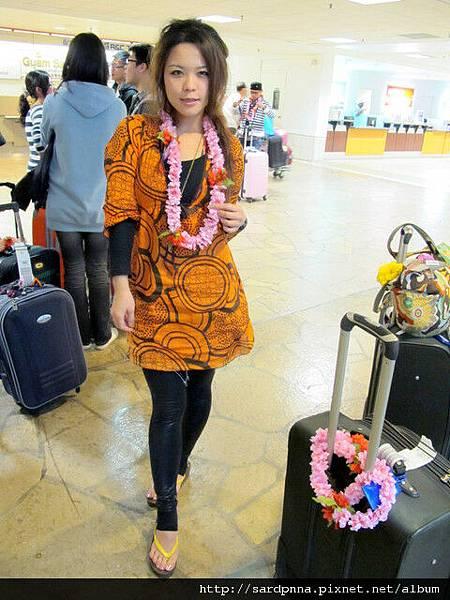 2010-1-18 剛抵達的關島 早上 (18)