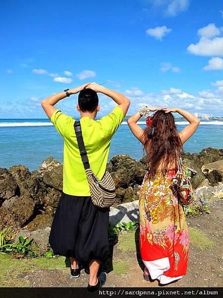 2010-1-18 關島市區觀光 @自由女神像照耀的太平洋戰_002